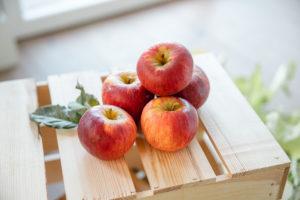 Bio-Äpfel von Tiroler Naturbua